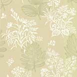 Behang Little Greene 50s Line Papers Norcombe 1949 Jodhpur