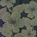 Behang Little Greene 50s Line Papers Quilt 1956 Haar