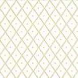 Behang Little Greene 50s Line Papers Quilt 1956 Knot