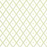 Behang Little Greene 50s Line Papers Quilt 1956 Petiole