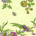 Behang Little Greene Archive Trails Darwin 1760 Jeune