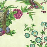 Behang Little Greene Archive Trails Darwin 1760 Provence