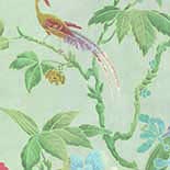 Behang Little Greene Archive Trails Paradise 1940 Dusk