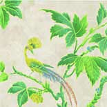 Behang Little Greene Archive Trails Paradise 1940 Feather