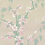 Behang Little Greene Archive Trails Sakura 1936 Petal