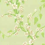 Behang Little Greene Archive Trails Sakura 1936 Pomme