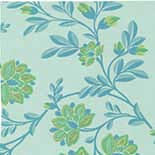 Behang Little Greene Archive Trails Stitch 1940 Loch