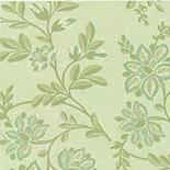 Behang Little Greene Archive Trails Stitch 1940 Twine