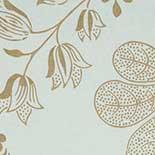 Behang Little Greene London Wallpapers II Bedford Square 1900 Larimar