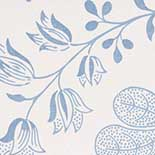 Behang Little Greene London Wallpapers II Bedford Square 1900 Porcelain