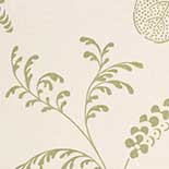 Behang Little Greene London Wallpapers II Bedford Square 1900 Printemps