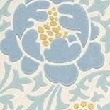 Behang Little Greene London Wallpapers II Lansdowne Walk 1910 Marigold