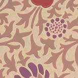 Behang Little Greene London Wallpapers II Lansdowne Walk 1910 Plum