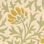 Behang Little Greene London Wallpapers II Lansdowne Walk 1910 Rose