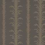 Behang Little Greene London Wallpapers II Lauderdale 1820 Truffle