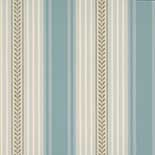 Behang Little Greene London Wallpapers II Maddox St. 1810 Blue Dusk