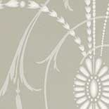 Behang Little Greene London Wallpapers II Marlborough 1915 Paris Grey