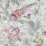 Behang Little Greene London Wallpapers III Crowe Hall Lane 1898 Charme