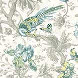 Behang Little Greene London Wallpapers III Crowe Hall Lane 1898 Paradise