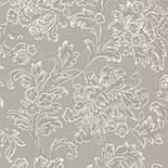 Behang Little Greene London Wallpapers III North End Road 1840 Warm Silver