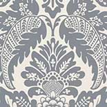Behang Little Greene London Wallpapers III Wilton 1760 Drapery