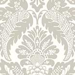 Behang Little Greene London Wallpapers III Wilton 1760 Kelp