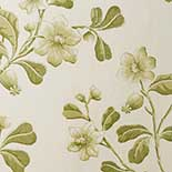 Behang Little Greene London Wallpapers IV Broadwick St 1755 Garden