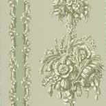 Behang Little Greene London Wallpapers IV Chelsea Bridge 1850 Medal