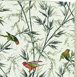 Behang Little Greene London Wallpapers IV Great Ormond St. 1890 Signature