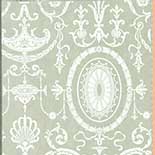 Behang Little Greene London Wallpapers IV Pall Mall 1950 Scholar