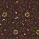 Behang Little Greene London Wallpapers IV Richmond Green 1880 Stella