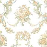 Behang Noordwand Blooming Garden IV 4100