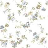 Behang Noordwand Blooming Garden IV 4110