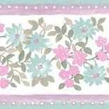 Behang Noordwand Blooming Garden IV 4180