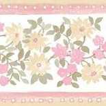 Behang Noordwand Blooming Garden IV 4181