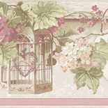 Behang Noordwand Blooming Garden IV 4187