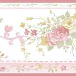 Behang Noordwand Blooming Garden IV 4193