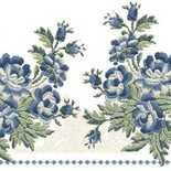Behang Noordwand Blooming Garden IV 4196