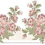 Behang Noordwand Blooming Garden IV 4197