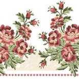 Behang Noordwand Blooming Garden IV 4198