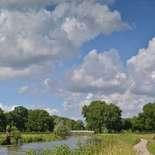 Behang Noordwand Holland 3205-250 Kromme Rijn II