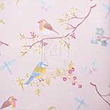 Eijffinger PiP IV Early Bird Soft Pink 375082 Behang