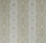 Room Seven Dentelle Stripe Beige 2200302