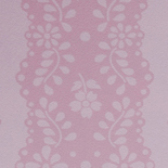 Room Seven Dentelle Stripe Pink 2200304