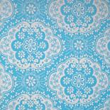 Room Seven Dentelle Turquoise 2000134