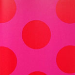 Room Seven Dots Fucsia 2000141
