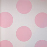 Room Seven Dots Pink Positive 2000143