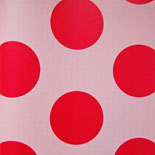 Room Seven Dots Red 2000144