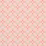 Behang Room Seven Field of Flowers Diagonal Dot Salmon 3900004