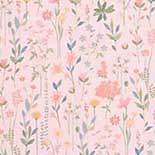 Behang Room Seven Field of Flowers Field of Flowers Pink 3900011
